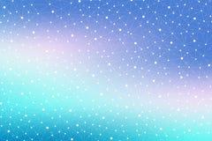 Fondo astratto geometrico con la linea ed i punti collegati Contesto poligonale alla moda moderno per la vostra progettazione illustrazione di stock