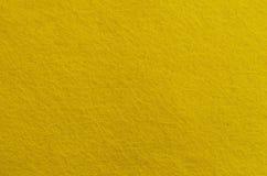 Fondo astratto giallo Minimalismo piano di disposizione geometrico Modella la cartolina d'auguri fotografia stock libera da diritti