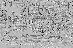 Fondo astratto grigio del mattone con le tonalità e le forme illustrazione di stock