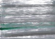 Fondo astratto grigio spagnolo dell'acquerello Fotografia Stock Libera da Diritti