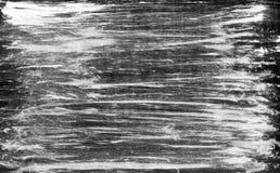 Fondo astratto grungy nero dell'acquerello Fotografie Stock Libere da Diritti