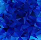 Fondo astratto, mosaico triangolato Immagini Stock
