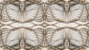 Fondo astratto nei toni beige, immagine raster per la progettazione Fotografia Stock