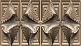Fondo astratto nei toni beige, immagine raster per la progettazione Immagine Stock