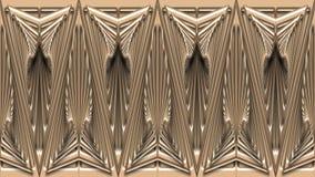 Fondo astratto nei toni beige, immagine raster per la progettazione Immagine Stock Libera da Diritti