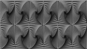 Fondo astratto nei toni grigi, immagine raster per la progettazione dei tessuti, l'industria di stampa e varietà di progetti di p Fotografia Stock Libera da Diritti