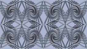 Fondo astratto nei toni grigi, immagine raster per la progettazione o Immagini Stock Libere da Diritti