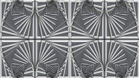 Fondo astratto nei toni grigi, immagine raster per la progettazione o Immagini Stock