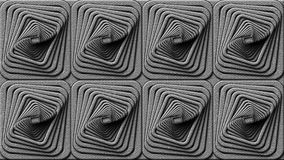 Fondo astratto nei toni grigi, immagine raster per la progettazione o Fotografia Stock Libera da Diritti