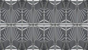 Fondo astratto nei toni grigi, immagine raster per la progettazione o Fotografia Stock
