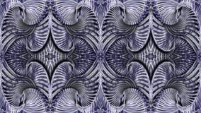 Fondo astratto nei toni porpora, immagine raster per la progettazione Fotografia Stock