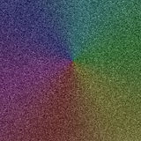 Fondo astratto quadrato iridescente leggero Immagini Stock Libere da Diritti