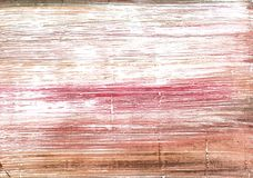 Fondo astratto rosa dell'acquerello di New York Fotografia Stock