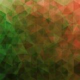 Fondo astratto triangolare Royalty Illustrazione gratis