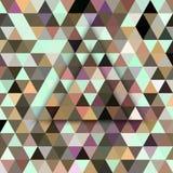 Fondo astratto triangolare Illustrazione di Stock
