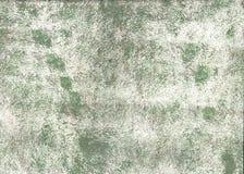 Fondo astratto verde dell'acquerello del cammuffamento Immagine Stock Libera da Diritti