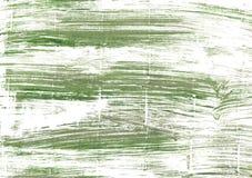 Fondo astratto verde dell'acquerello del cammuffamento Fotografia Stock Libera da Diritti