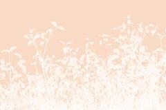 Fondo autunnale delle foglie artistiche Fotografia Stock
