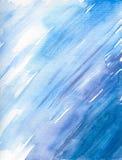 Fondo azul 2 Fotografía de archivo libre de regalías