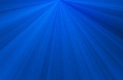 Fondo azul Fotografía de archivo
