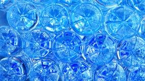 Fondo azul Fotografía de archivo libre de regalías
