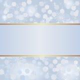 Fondo azul Foto de archivo libre de regalías