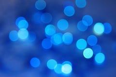 Fondo azul abstracto fotografía de archivo