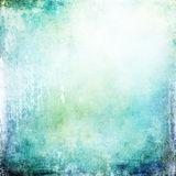 Fondo azul abstracto Fotos de archivo libres de regalías