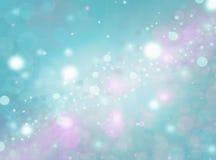 Fondo azul abstracto coloreado suavidad Foto de archivo libre de regalías