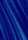 Fondo azul abstracto con el modelo Fotografía de archivo