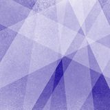 Fondo azul abstracto con rectángulos acodados geométricos Fotografía de archivo libre de regalías