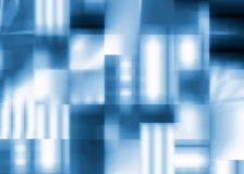 Fondo azul abstracto de cuadrados libre illustration