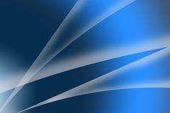 Fondo azul abstracto del gradiente ilustración del vector