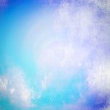 Fondo azul abstracto del grunge Imagen de archivo libre de regalías