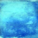 Fondo azul abstracto para el fondo Foto de archivo libre de regalías