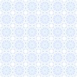 Fondo azul claro del caleidoscopio ilustración del vector