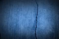 Fondo azul de Grunge Fotografía de archivo libre de regalías