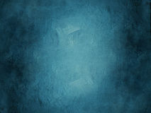 Fondo azul de Grunge Imagen de archivo