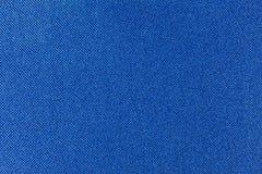 Fondo azul de la lona Fotos de archivo