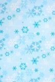 Fondo azul de la Navidad fotos de archivo libres de regalías