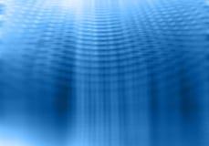 Fondo azul de la ondulación Fotografía de archivo libre de regalías