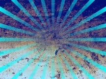 Fondo azul de la pared libre illustration