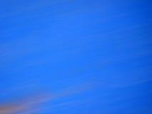 Fondo azul de la pendiente fotografía de archivo