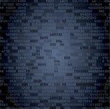 Fondo azul de la seguridad con Hex.-código libre illustration
