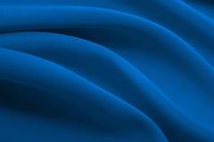 Fondo azul de la tela y de la lona Fotos de archivo libres de regalías