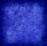 Fondo azul de la textura de la pintura Imagenes de archivo