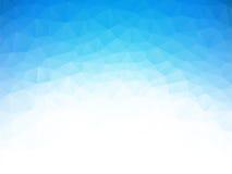 Fondo azul de la textura del hielo stock de ilustración