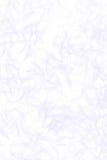 Fondo azul de los pétalos Imagen de archivo libre de regalías