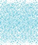 Fondo azul de los pixeles Foto de archivo libre de regalías