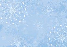 Fondo azul del día de fiesta. Imagenes de archivo